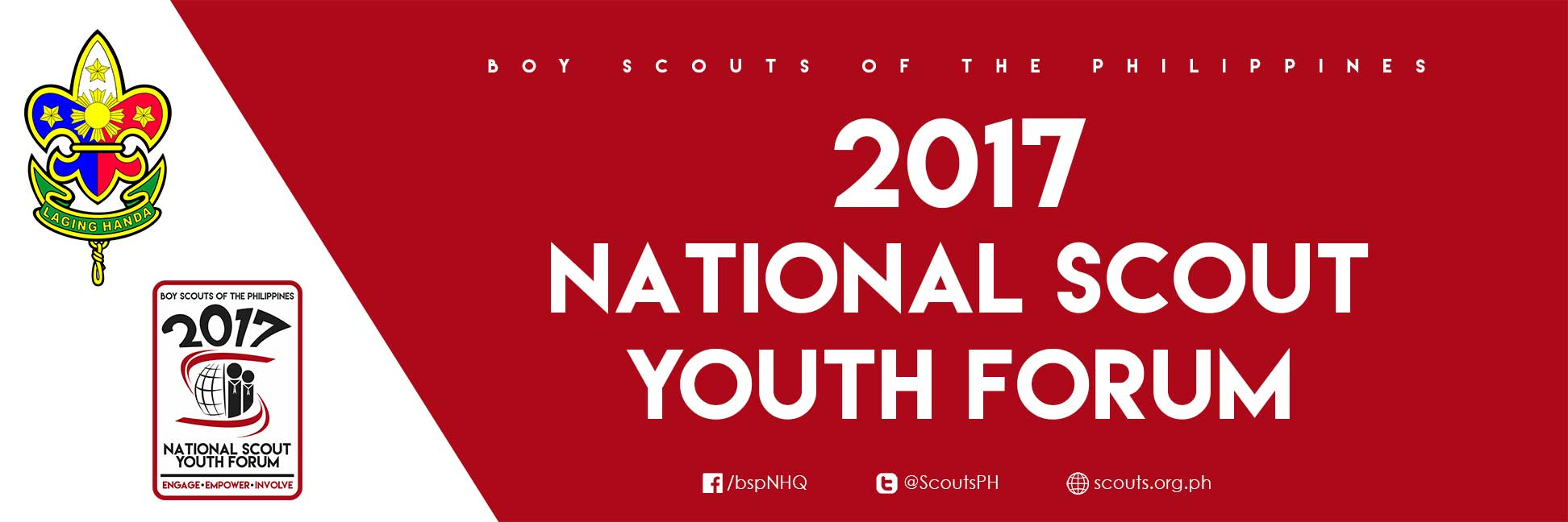 BSP gears up for the 2017 National Scout Youth Forums - BSP