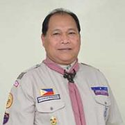 Wendel E. Avisado, President, Boy Scouts of the Philippines