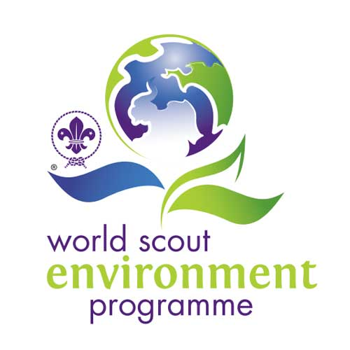 World Scout Environment Program Logo